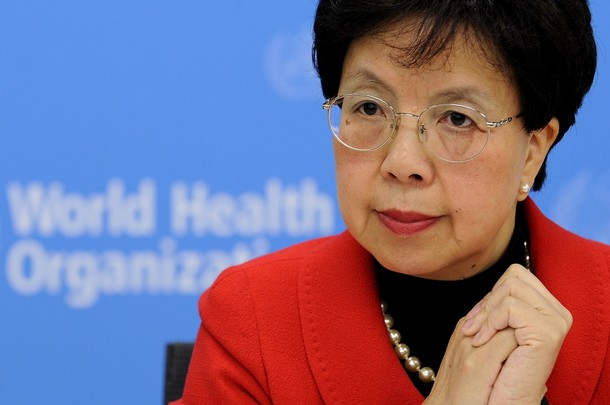 World Health Organisation (WHO) Director